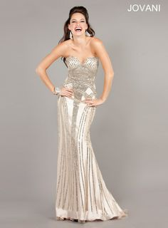 Gatsby inspired! Jovani 1339 | Jovani Dress 1339