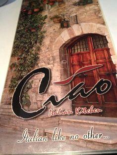 Cião Italian Kitchen - Wichita