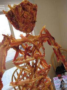 Bacon Art