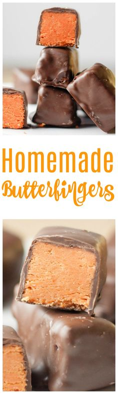 Great gift idea. Add to beautiful handmade packaging, or a decorated jar with a ribbon, possibilities endless. How to make homemade butterfingers