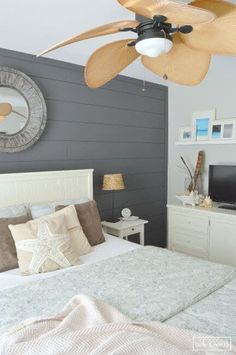 The Best Shiplap Hacks: Affordable, Reversible & Simple   Apartment Therapy