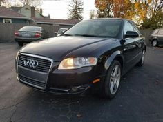 This 2007 Audi A4 2.0T quattro is listed on Carsforsale.com for $4,995 in Columbus, OH. This vehicle includes Air Conditioning, Power Windows, Power Locks, Power Steering, Tilt Wheel, AM/FM CD/MP3, Satellite, Keyless Entry, Alarm, Dual Airbags Front Head and Side, Active Seatbelts, Passenger Airbag Sensor, All Wheel ABS
