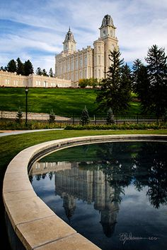 The Manti Temple is BEAUTIFUL! Definitely a possibility for the future