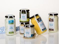 Fish 'n' Dips - Sauces and Dips (Student Project) on Packaging of the World - Creative Package Design Gallery