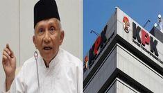 Ketua Dewan Kehormatan PAN Amien Rais mengkritik penegakan hukum di Indonesia. Operasi tangkap tangan (OTT) yang dilakukan KPK disebutnya hanya untuk menutupi kasus-kasus besar.