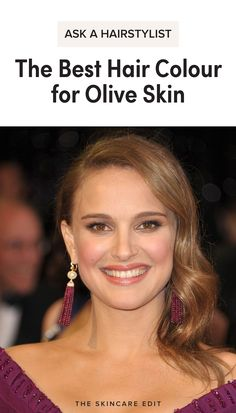 Best Hair Colour for Olive Skin: Hairstylist Tips + Celebrity Examples Brown Hair Olive Skin, Haircolor For Olive Skin, Cool Brown Hair, Hair Color For Brown Eyes, Warm Brown Hair, Cool Hair Color, Hair Colour, Italian Hair, Colors For Skin Tone