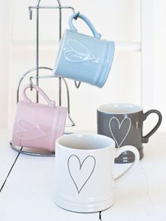 Wishlist LLLLaurie: Bastion Collections Love mugs
