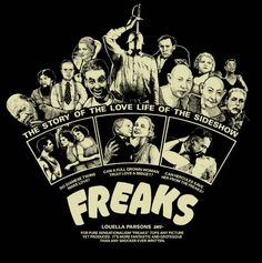 tod brownings freaks totebag   $24 - click on the photo for a direct link -  http://goreydetails.net/shop/index.php?main_page=product_info=38_82_id=251
