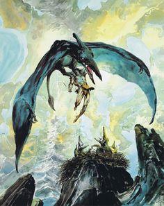 BENDIS! - Gallery of Neal Adams cover art for Tarzan books...