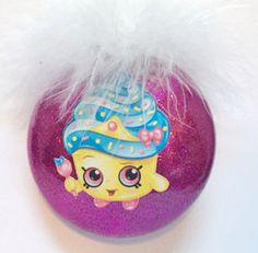Shopkins Season 3 Ornament (Cupcake Collection) | Shopkins season ...