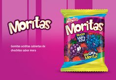 Moritas Ricolino Mexican Candy, Snack Recipes, Snacks, Package Design, Chips, Food, Gastronomia, Jelly Beans, Sweet Treats