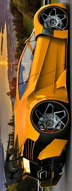 Lamborghini Sinistro Concept by Levon