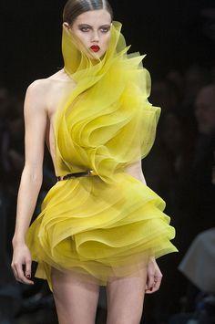 Alexandre Vauthier ~ Paris Couture Fashion Week Detail Pictures | Spring 2014 | POPSUGAR Fashion