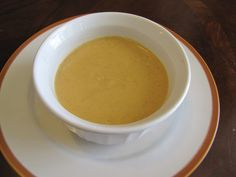 Butternut Squash Soup Recipe served at Boma in Animal Kingdom Lodge Resort at Disney World
