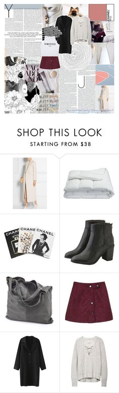 """""""tranquil (tag) // yoins 5"""" by randomn3ss ❤ liked on Polyvore featuring Frette, Assouline Publishing, American Eagle Outfitters, chissene, Vagabond, magazineset, yoins, kikitags and MeenaGotTagged"""