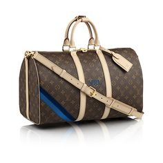 2918881acdb8 22 Best Authentic Louis Vuitton Monogram Keepall images