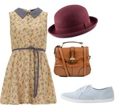 """""""A Nice Day to Read a Book"""" by crcockrell on Polyvore"""