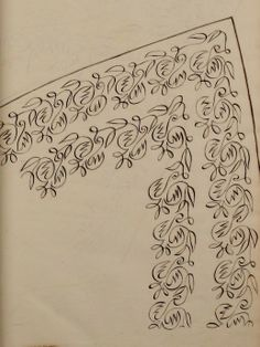 Embroidery designs from an 1850 scrapbook. This is a public domain ebook you can download freely in pdf, kindle or epub formats: https://archive.org/stream/embroiderydesign00np