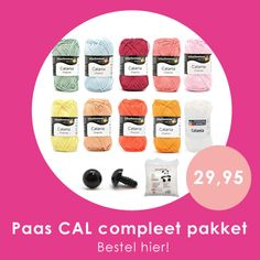 The week before the Easter holidays the one and only Yarnplaza Easter CAL will start! Decorate your Easter tree with the free cute little crochet patterns! Free Crochet, Knit Crochet, Cal 2016, Holiday Crochet, Easter Tree, Easter Holidays, Crochet Patterns, Knitting, Stuff To Buy
