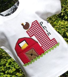 Hey, I found this really awesome Etsy listing at http://www.etsy.com/listing/96205549/farm-birthday-barn-tee-with-age