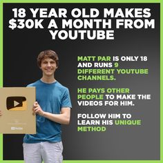 Earn Money Off Youtube Free Webinar Gold Play Button, Youtube Website, Top Channel, 3 Company, Free Training, Get Over It, Other People, Earn Money, Investing