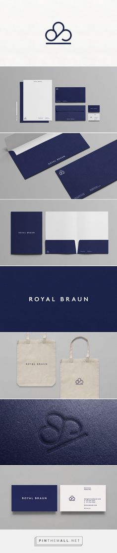 Royal Braun Branding by DIA | Fivestar Branding – Design and Branding Agency & Inspiration Gallery: