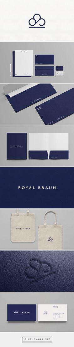 Royal Braun Branding by DIA | Fivestar Branding – Design and Branding Agency & Inspiration Gallery: