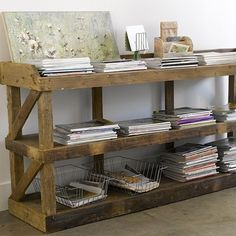 Warrenton Cabinet eclectic buffets and sideboards- great kitchen storage- can make this?