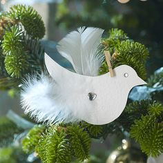 Paper And Feather Dove