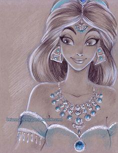 Jasmine by Brianna Cherry Garcia: