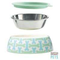 We have these bowls and they are great!