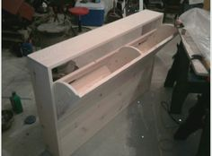 Shoe Cabinet - Kreg Jig Owners Community one to make!