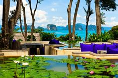 View from the Den at Six Senses Yao Noi Beyond Phuket Resort