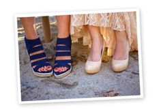 loving these LR sandals.