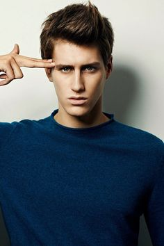 JEAN BAPTISTE MAUNIER My celebrity crush <3 I love guys that can sing