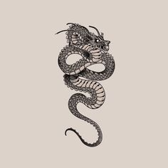 asian dragon 예약완료 (sold out) Small Dragon Tattoos, Dragon Tattoo For Women, Japanese Dragon Tattoos, Dragon Tattoo Designs, Small Tattoos, Tattoos For Women, Dragon Tattoo Back, Black Dragon Tattoo, Japanese Tattoo Women