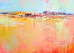 "Saatchi Art Artist Marta Zawadzka; Painting, ""in my dream - canvas"" #art"
