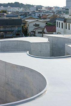 Okurayama Apartments Okurayama, Tokyo - Design Kazuyo Sejima & Associates Photos by Iwan Baan