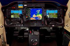 Garmin G1000 equipped EADS-Socata TBM-900