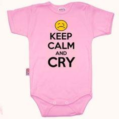 Body bébé original : CRY