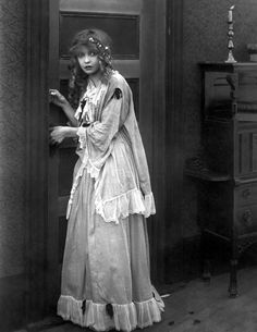 The Birth Of Nation Lillian Gish