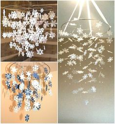 Ideas Diy Decorations New Year Christmas Lights Christmas Mood, Merry Christmas And Happy New Year, Christmas Lights, Christmas Crafts, Christmas Sewing, Star Decorations, New Years Decorations, Christmas Decorations, New Years Tree