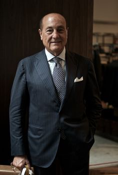 ethandesu:    Portraits in Menswear  Sig. Orazio Luciano
