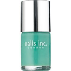 NAILS INC Classic coloured nail polish (22 CAD) ❤ liked on Polyvore featuring beauty products, nail care, nail polish, nail, beauty, nails inc nail polish and nails inc.