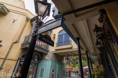 New Orleans Square / Club 33