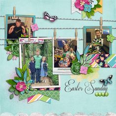 Easter Sunday - Scrapbook.com