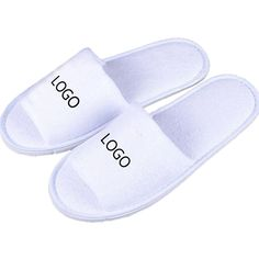 ce85971252c7e Hotel Slippers with Your Logo