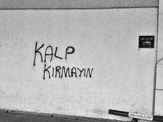 New post on senden-kalanlarimla-yalnizim Wall Quotes, True Words, Cool Words, Best Quotes, Street Art, Lyrics, Hate, Mood, Writing