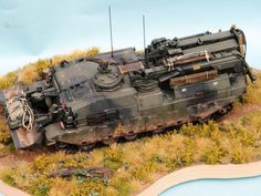 #scale #models #diorama #reme #british #army #crarrv #arv #recovery #armoured #modern