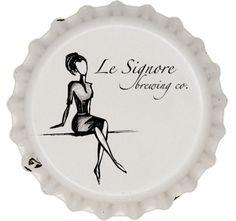 Logo birra Le Signore